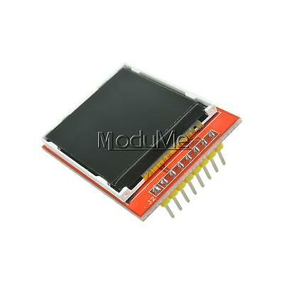 "5PCS 1.44"" Red Serial 128X128 SPI Color TFT LCD Module Replace Nokia 5110 LCD MO"
