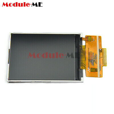 "TOP 2.4"" 240x320 SPI Serial TFT Color LCD Module Display ILI9341 Driver UK"