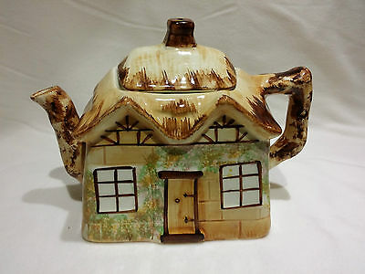 Vintage Cottage Ware Teapot By Keele Street Pottery / FREE POSTAGE