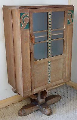 Limed Oak Arts & Crafts Cabinet, Possibly Liberty's, Nationwide Delivery