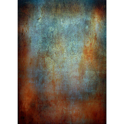 5x7FT Abstract Brown Vinyl Photography Backdrops Background Studio Props Photo