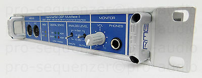 RME Multiface 2 Audio Interface High-End + Neuwertig + Rechnung & Garantie