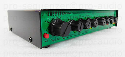 JoeMeek MQ3 CurrentSense Mic Preamp Optical Comp EQ TFPRO + Rechnung & Garantie