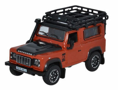 Oxford Diecast Land Rover Defender 90 Station Wagon OO Scale (suit HO also)
