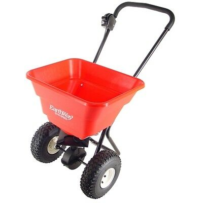 Earthway 2050P Estate 80-Pound Walk-Behind Broadcast Spreader