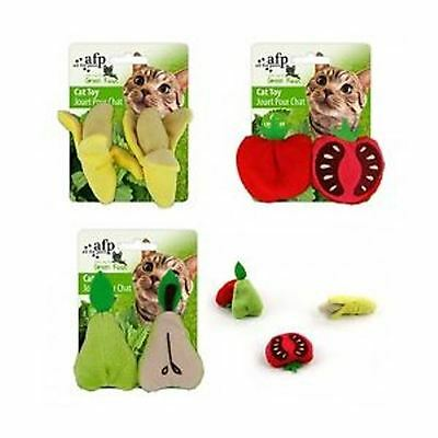 All For Paws Fruits On The Loose Catnip Cat Kitten Catnip Toys 6 Toys Total