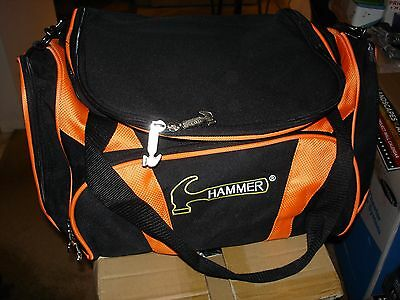Hammer 2 Ball Bowling bag with shoe pocket