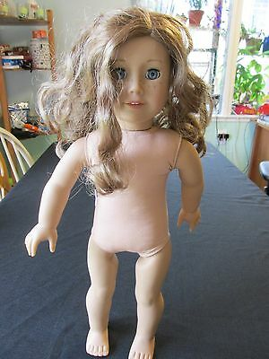 AMerican Girl Doll Nicki Doll of the Year Nude, Very good condition