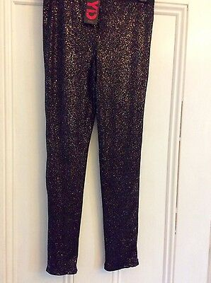 Brand new girls sparkly leggings, age 11-12 years • EUR 5,44