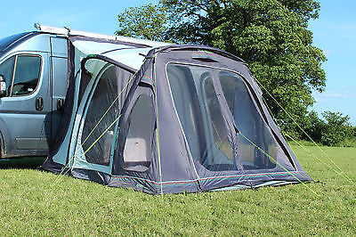 Oxygen Movelite 2XL Driveaway Awning Outdoor Revolution 2016 Model