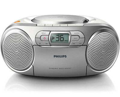 NEW Philips - AZ127 - CD Soundmachine from Bing Lee