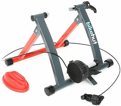 Bike Bicycle Cycling Magnetic Resistance Indoor Turbo Trainer