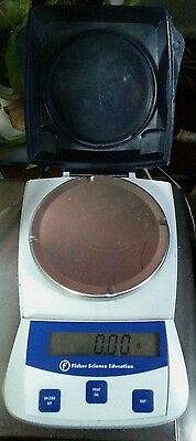 Digital scale balance with weight range of 0.01gram to 300g.