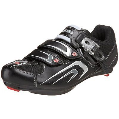New Pearl Izumi Race Road Cycling Bike Shoes Buckle SPD Men 46 11 11.5 US Black