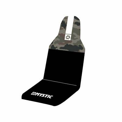 Mystic Single Van / Car / Surf Bus Seat Cover - Black/Camo