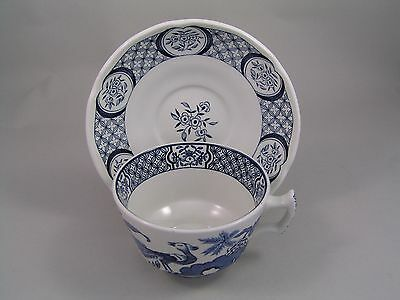 Furnivals Old Chelsea Tea Cup And Saucer.