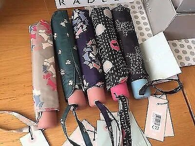 Official Radley Umbrellas - Various colours, Brand New,