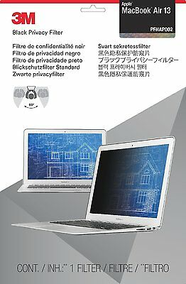 """3M Privacy Screen Protector Filter for Apple MacBook Air 13"""" PFNAP002"""