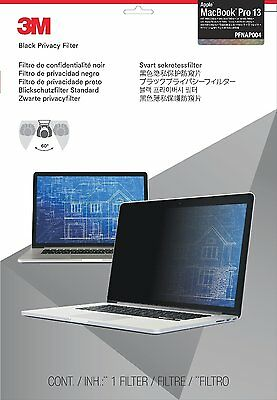 "3M Privacy Screen Protector Filter for Apple MacBook Pro 13"" w/ Retina PFNAP004"