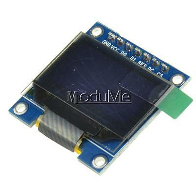 """3-5V 0.96"""" SPI Serial 128X64 LCD LED Display Module blue yellow for Arduino MO"""