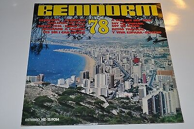 The Studio Group - Benidorm '78 - LP Dial Discos