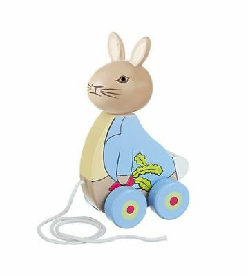Beatrix Potter Peter Rabbit Pull-Along