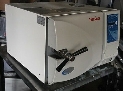Refurbished Tuttnauer EZ9 sterilizer EZ 9 automatic FDA autoclave Warranty