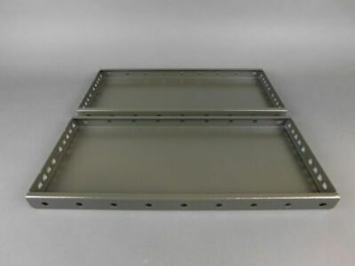 *Lot of 2* Rittal 8602.060 Base Trim Panels - NEW Surplus!