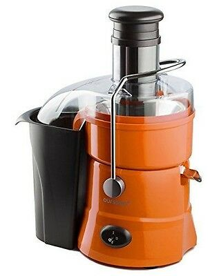Oursson JM3308/OR Centrifugeuse pour Fruits/Légumes Orange 2 L 800 W