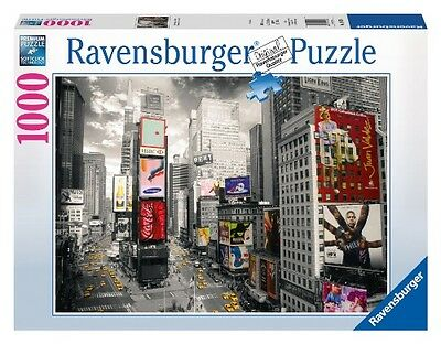 Ravensburger Times Square Eye Puzzle 1000 piece