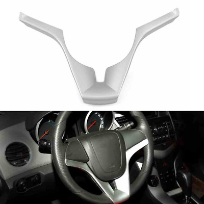 Steering Wheel Lnsert Trim Cover Garnish For Chevrolet Trax Cruze 2013-2016