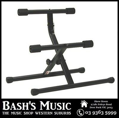 CPK Monitor Stand or Amplifier Combo Stand Mount Speakers Cab Heavy Duty Tubular