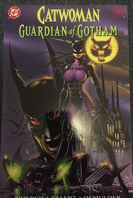 Catwoman Guardian of Gotham (1999) #2 VF