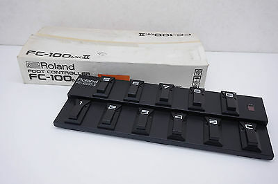 Roland Foot Controller FC-100 MK II in Stock