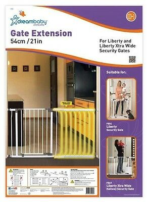 Dreambaby Liberty Gate Extension - 54cm