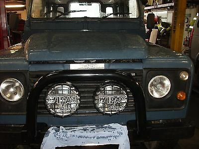 LAND ROVER DEFENDER New A BAR WITH OR WITHOUT AIR CON 90/110/130 Bull BAR