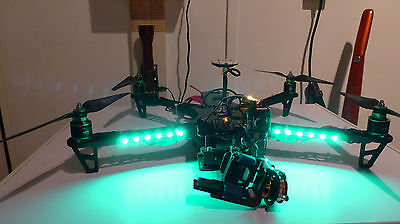 Drone Tbs Discovery Pro Complet + Naza + Nacelle 2 Axes Brushless