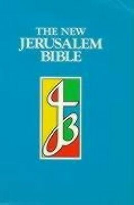 The New Jerusalem Bible by Henry Wansbrough Hardcover Book