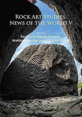 Rock Art Studies: News of the World by Paperback Book