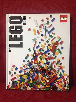 The Lego Book Amazing Lego Story,Learn To Build Your Own Ideas