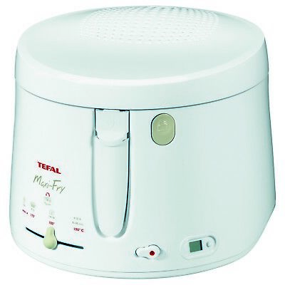 Tefal FF1001 Maxifry mit Timer Fritteuse