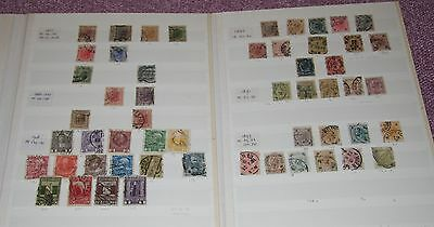 Extensive Collection of Early Austria Stamps