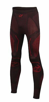 New Alpinestars Summer Ride Tech Performance Pants Base Layer Pant Black 4752617