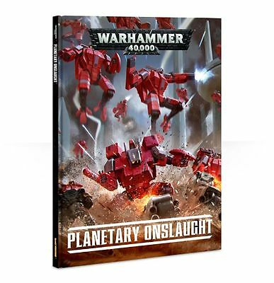 Planetary Onslaught  - Warhammer 40,000 - Games Workshop -