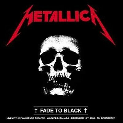 METALLICA Fade To Black - 2LP / Vinyl - Gatefold