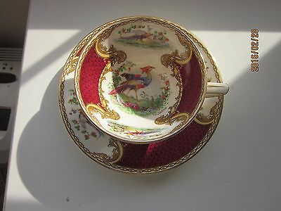 Myott Staffordshire England Cup and Saucer