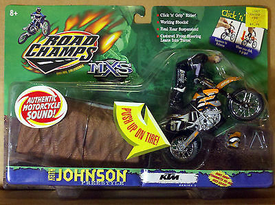 Road Champs MXS Freestyle Series Keith Johnson KTM 2000