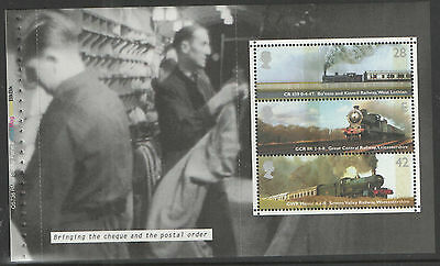 (LBN2) GB QEII Stamps LETTERS BY NIGHT Prestige Booklet Pane ex DX32 2004