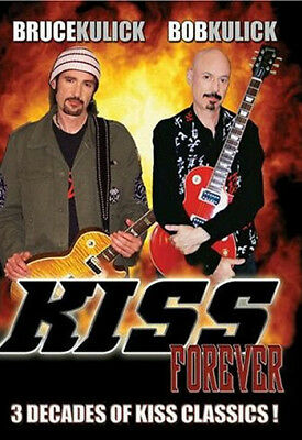 Bruce Kulick of KISS Learn KISS Songs On Guitar DVD Brand New +FREE USA SHIPPING