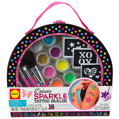 Deluxe Tattoo Parlor Kit 731346079916